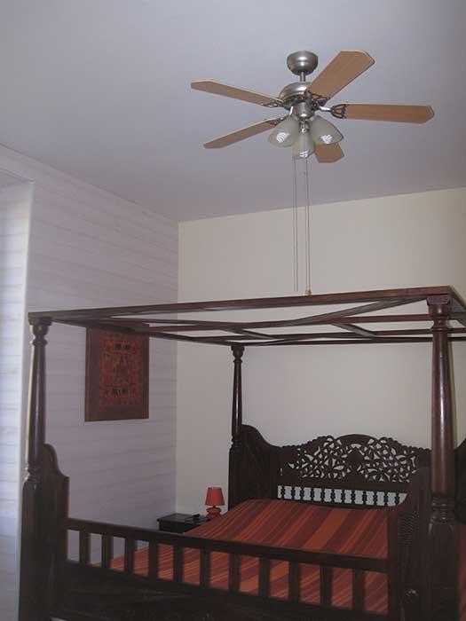 Chambre 1 - Le Park des Collines, 10 Rue Ernest Mottin, 26750 Genissieux
