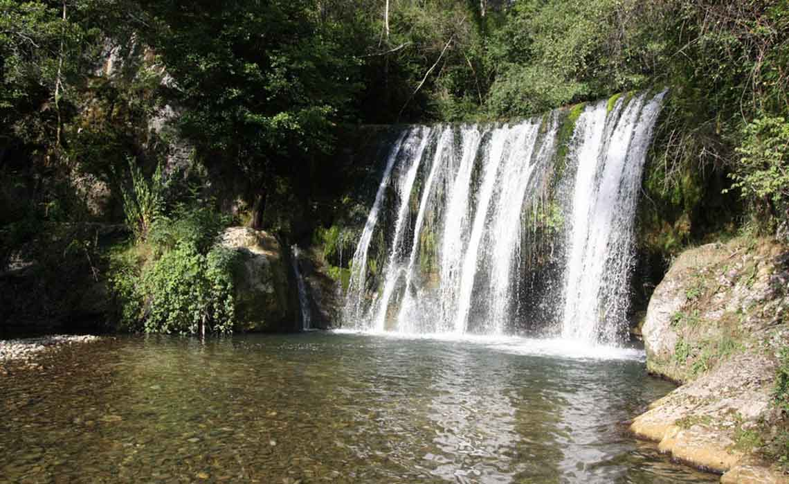 Le Park des Collines - Notre Region / Our Region