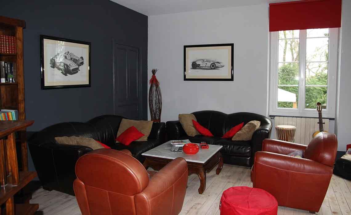 Le Park des Collines - Salon / Lounge