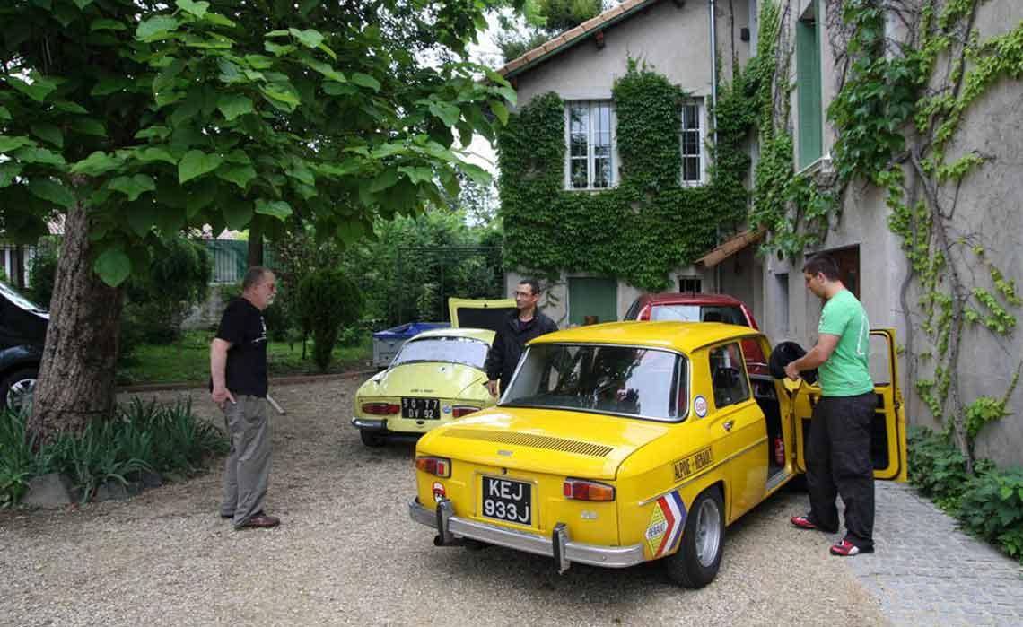 Le Park des Collines -Rallye Monte-Carlo Historique / Classic Car Ralley