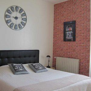 Chambre 4 - Le Park des Collines, 10 Rue Ernest Mottin, 26750 Genissieux